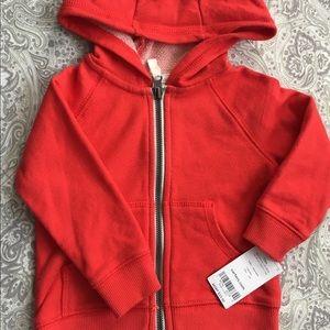Carter's | NWT hoodie